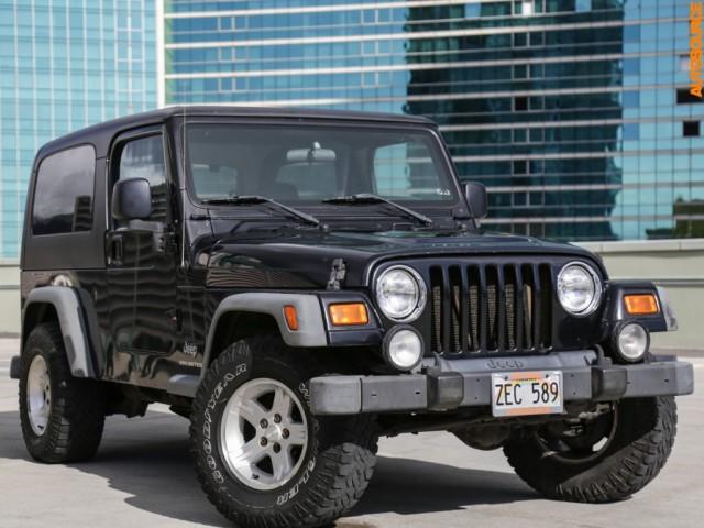 2004 Jeep Wrangler Sport (2 Doors)