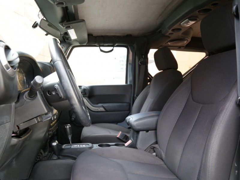 Jeep 4WD Wrangler Sport 2014 price $23,995