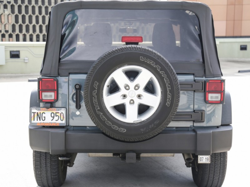 Jeep 4WD Wrangler Sport 2014 price $24,995