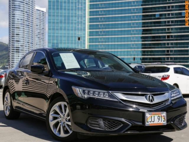 2016 Acura ILX AcuraWatch Plus