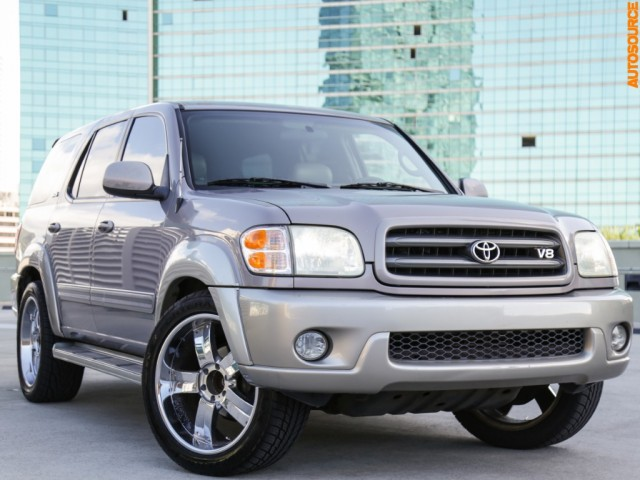 2002 Toyota Sequoia (Limited)