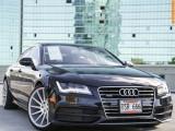 Audi A7 Quattro Prestige 2013