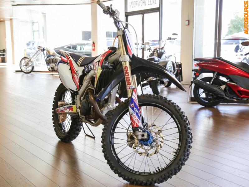Honda CRF450R 2014 price $4,995