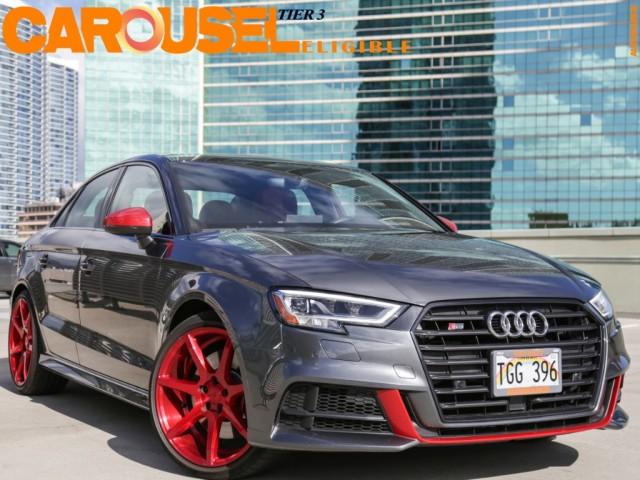 2018 Audi S3 Quattro Premium Plus