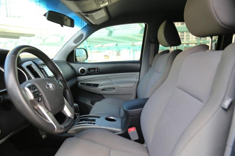 Toyota Tacoma PreRunner TRD Sport 2014 price $24,995