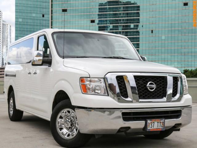 2012 Nissan NV3500 S Van