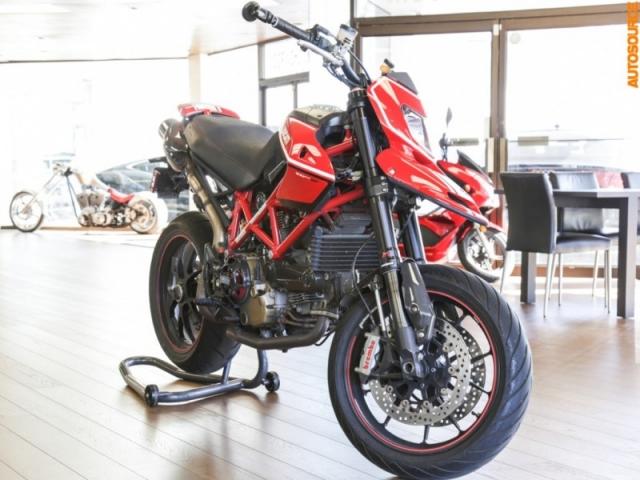 2011 Ducati Hypermotard 1100SP