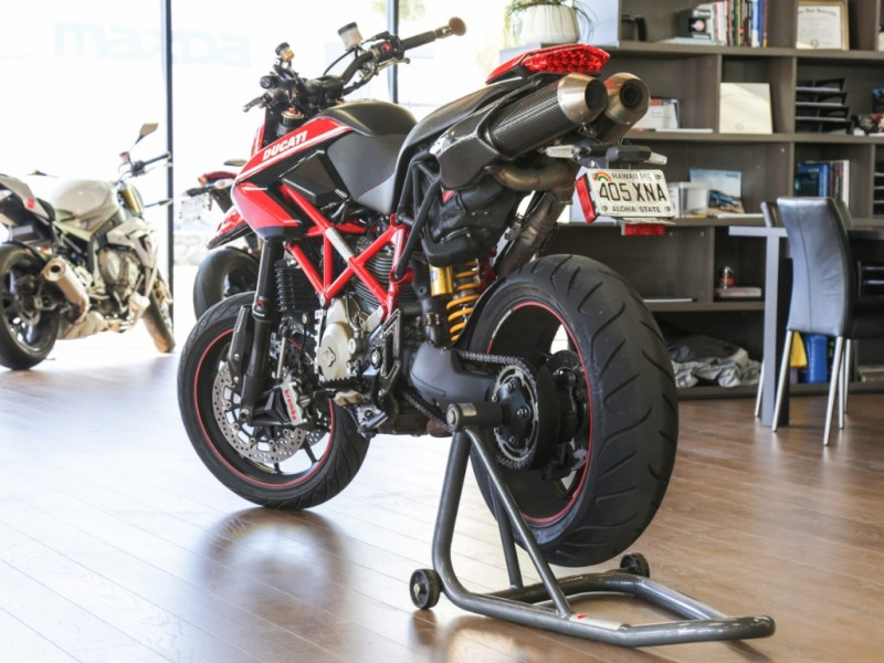 Ducati Hypermotard 1100SP 2011 price $9,995