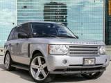 Land Rover Range Rover 4WD HSE 2008