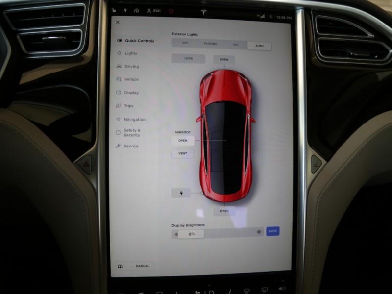 Tesla Model S 2014 price $42,995