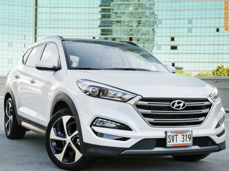 Hyundai TUCSON LIMITED 2016 price $19,995