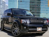 Land Rover Range Rover Sport 4WD HSE LUX 2013