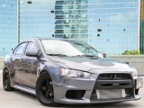 Mitsubishi Lancer Evolution X GSR (Manual/AWD) 2011
