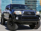 Toyota LIFTED Tacoma 4WD CREWCAB 2011