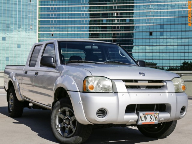 2004 Nissan Frontier XE Long Bed Crew Cab