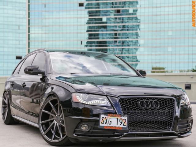 2012 Audi Air-Ride A4 Quattro Wagon Premium Plus