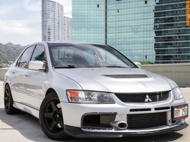 2006 Mitsubishi lancer EVO