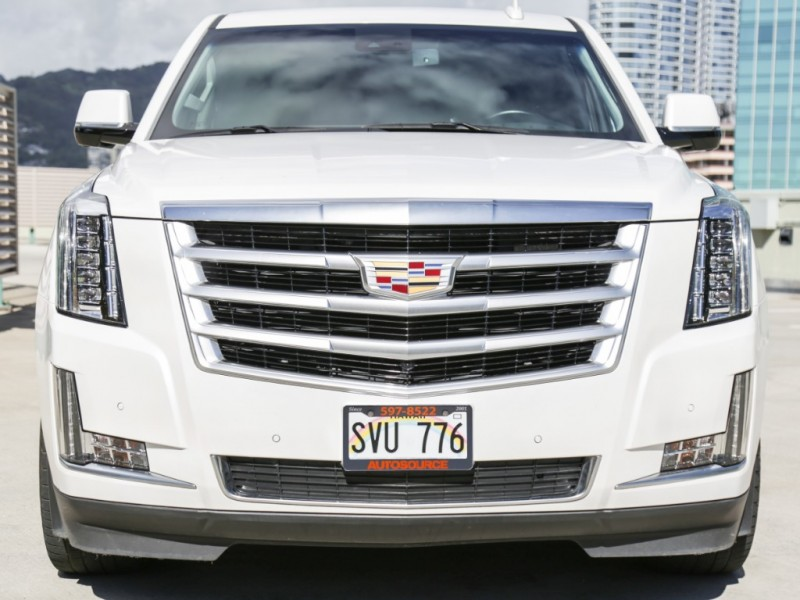 Cadillac Escalade ESV Luxury 2016 price $49,995
