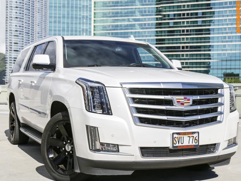 Cadillac Escalade ESV Luxury 2016 price $49,995