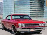 Chevrolet PRO TOURING KINDIG INSPIRED 502 Chevelle 1967