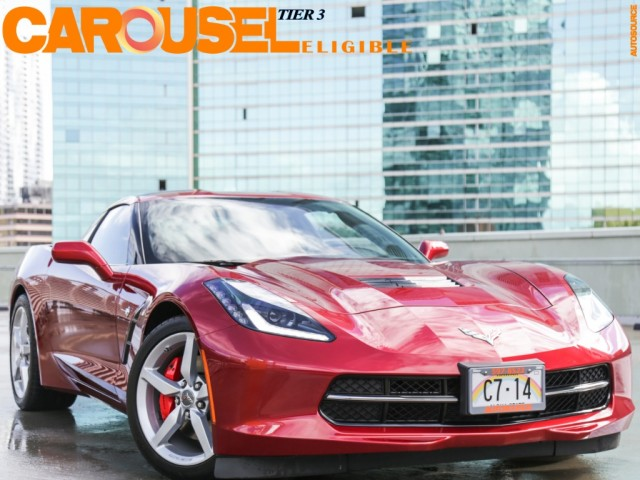 2014 Chevrolet Corvette Stingray (Manual)