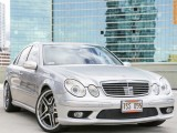 Mercedes-Benz E55 AMG SUPERCHARGED 2005