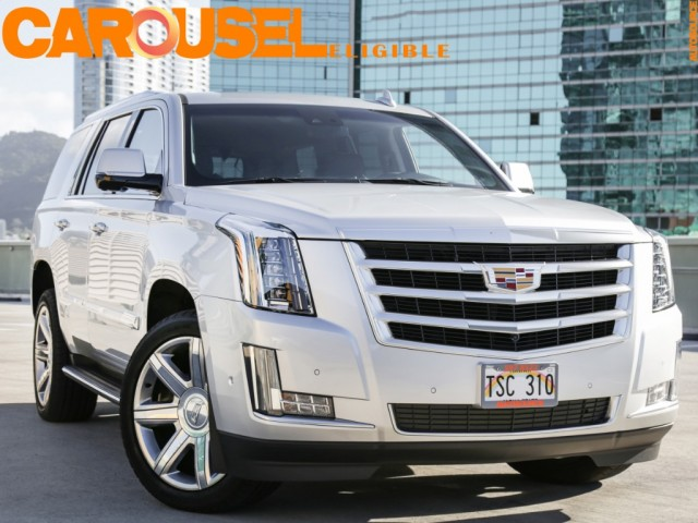 2018 Cadillac Escalade Luxury Collection Ultra Low Mileage less