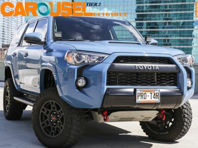 2018 Toyota 4 inch Lift 4WD 4Runner TRD Pro
