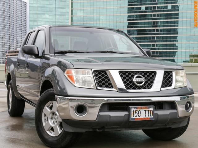 2008 Nissan Frontier SE Crew Cab
