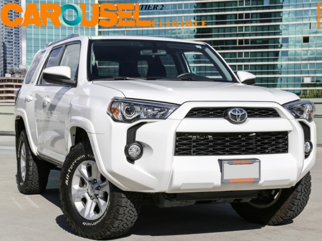 2016 Toyota 4Runner 4WD Limited