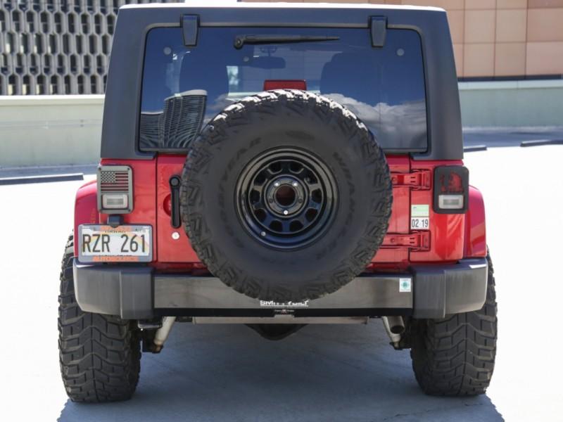 Jeep Lifted Wrangler Sahara Unltd 2013 price $26,995