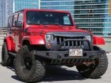 Jeep 4WD Wrangler Sahara Unlimited 2013