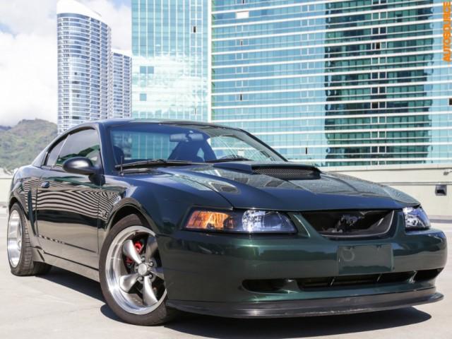 2001 Ford Mustang GT Bullitt (Manual)