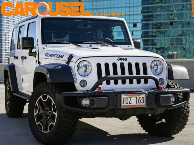 2016 Jeep 4WD Wrangler Unlimited