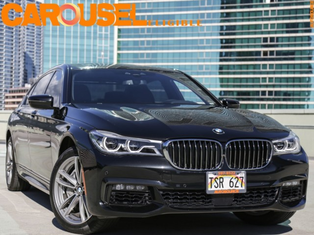 2016 BMW 750i xDrive M Sport w/Executive Packges MSRP $120K