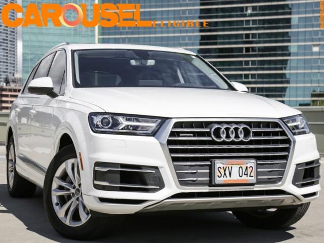 2017 Audi Q7 Quattro Premium Plus