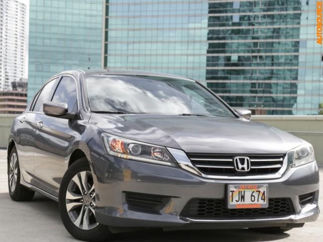 2015 Honda Accord Sedan CVT