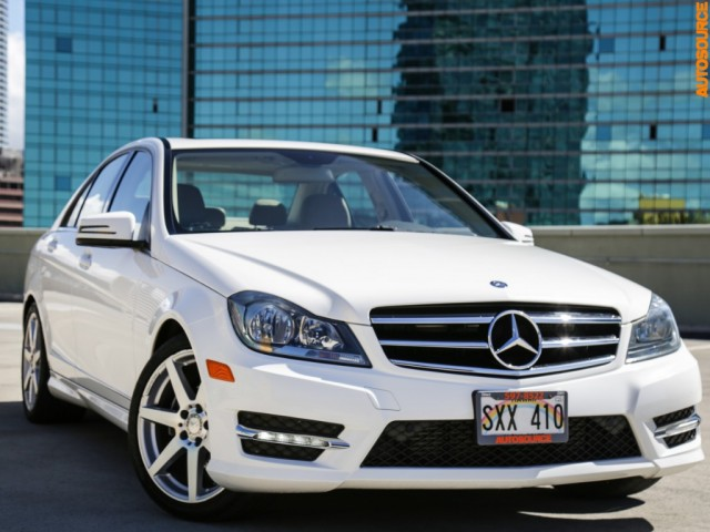 2014 Mercedes-Benz C250 Sport