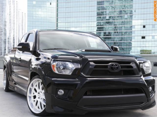 2013 Toyota Tacoma X-Runner (Manual)