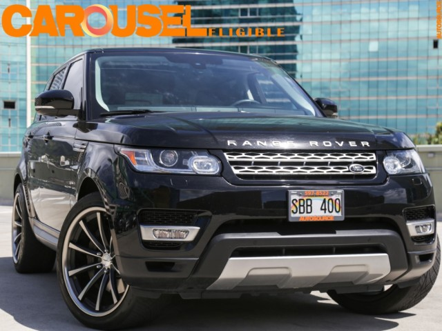 2014 Land Rover Sport V8 Supercharged