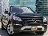 Mercedes-Benz ML350 4MATIC 2012