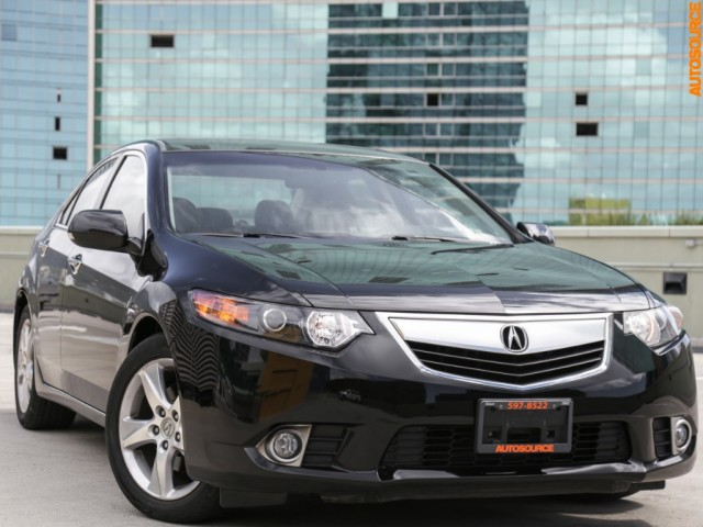 2013 Acura TSX with Technology Package