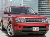 Land Rover Range Rover Sport 4WD HSE LUX 2011