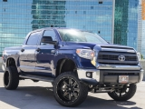 Toyota Tundra Lifted 2014