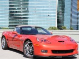 Chevrolet Corvette Z16 Grand Sport Convertible Performance P 2011