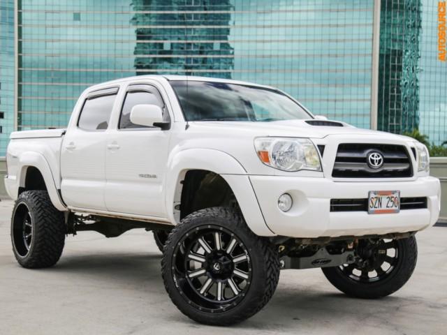 2007 Toyota Tacoma 4WD lifted