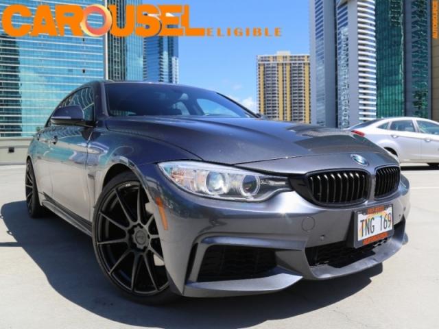 2015 BMW 428i M Sport Gran Coupe