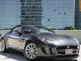 Jaguar F-Type Convertible 2014