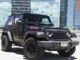 Jeep Wrangler 4WD Sport (Manual) 2012