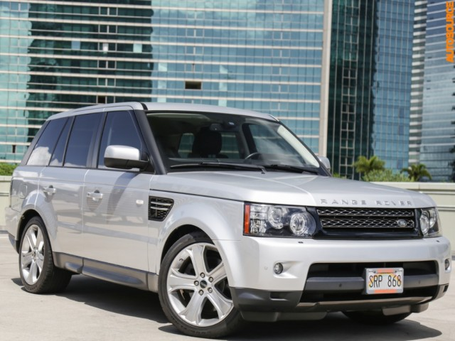 2012 Land Rover Range Rover Sport 4WD HSE